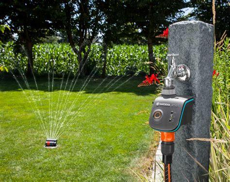 Smart Home Smarte Gartenbewaesserung Per App by Gartenbew 228 Sserung Per App Diy Academy
