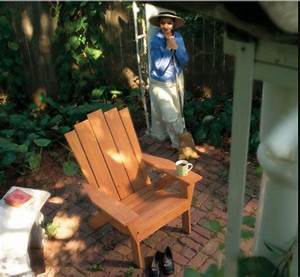 40 Free DIY Adirondack Chair Plans For Your Deck, Porch or