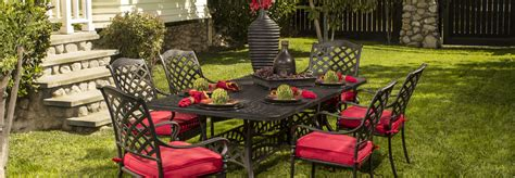 cast aluminum patio furniture outdoor furniture the