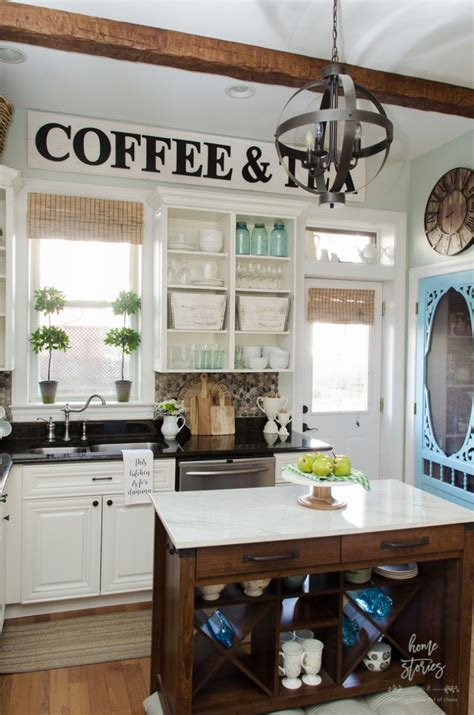 farmhouse kitchen design 13 simple farmhouse decor ideas 3639