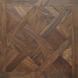 walnut versailles mosaic wood floors coswick hardwood floors