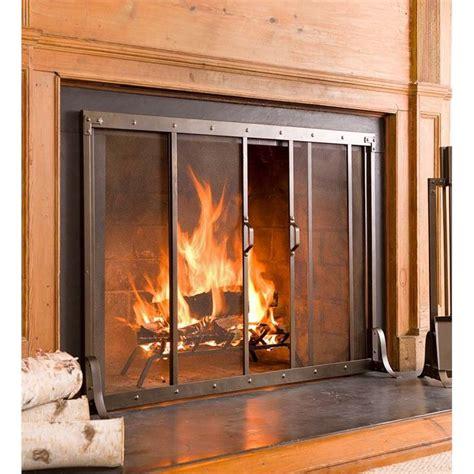 modern fireplace screen ideas  pinterest