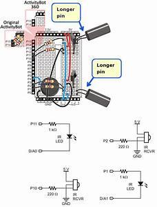 Build The Ir Sensor Circuits