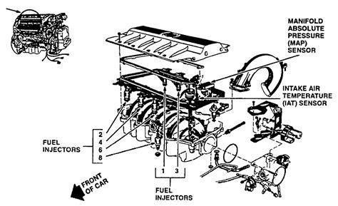 cadillac deville engine diagram starter
