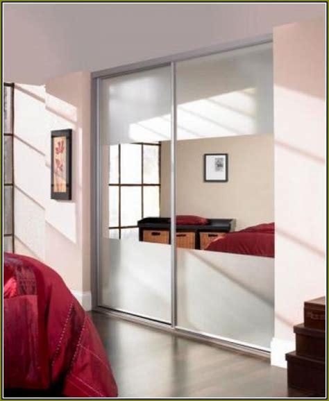 Mirror Bifold Closet Doors Stanley  Home Design Ideas