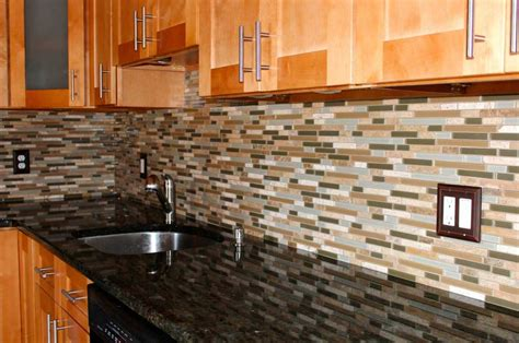 mosaic tile backsplash kitchen ideas mosaic glass tiles for kitchen backsplashes ideas home