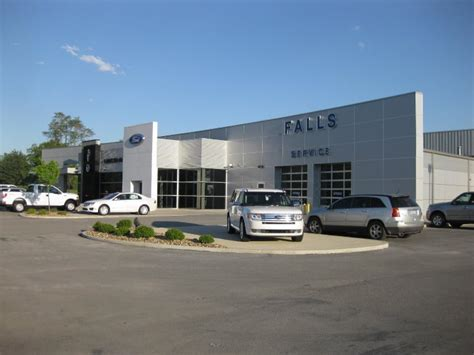 Falls Ford Corbin Ky by Johnson Early Architects Commercial