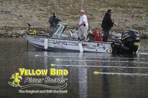 fishing  planer boards yellow bird fishing products