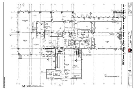 Construction Drawing Example