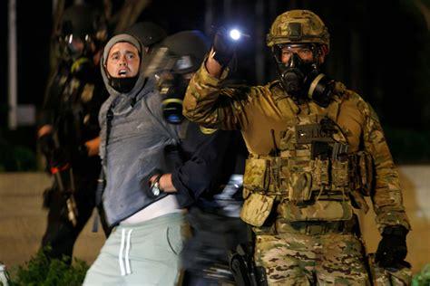 Oregon Pushes Back Against 'Kidnap and False Arrest' by ...