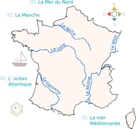 Carte Fleuve Rhin by Asapfrance Info Zoom Villes Villages Et