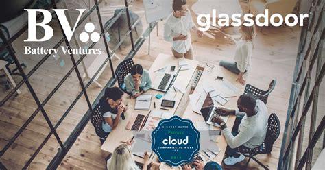 Pagerduty Ranks 15th On Battery Ventures/glassdoor Cloud