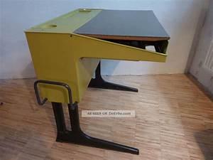 Höhenverstellbarer Schreibtisch Kinder : luigi colani gr ner h henverstellbarer kinder schreibtisch ~ Lizthompson.info Haus und Dekorationen