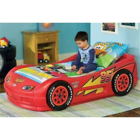 Tikes Lightning Mcqueen Toddler Bed by Metal Loft Bed Cars Car Bed And Tikes