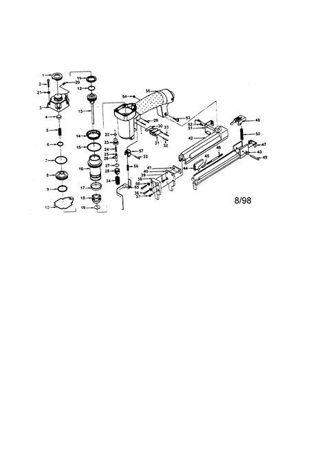 Looking for Craftsman model 875184010 power stapler repair