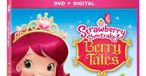Strawberry Shortcake Berry Tales Dvd & Printable