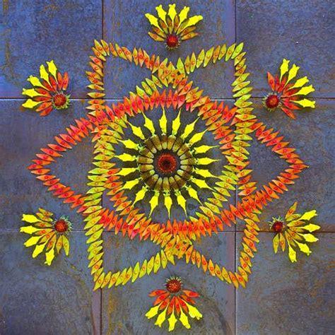 mandala klein ode to nature 15 intricate floral mandalas mnn nature network
