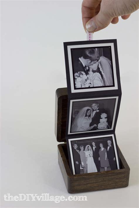 pop  photo box gift idea bloggers  diy ideas