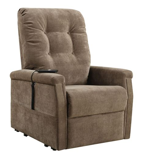 montreal coffee fabric lift chair from pulaski ds 1667