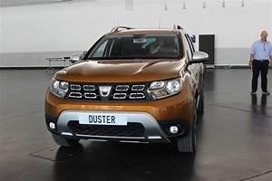 Dacia Duster Lauréate Plus 2017 : salon de francfort 2017 dacia duster 2 d couvrez tous ses secrets ~ Gottalentnigeria.com Avis de Voitures