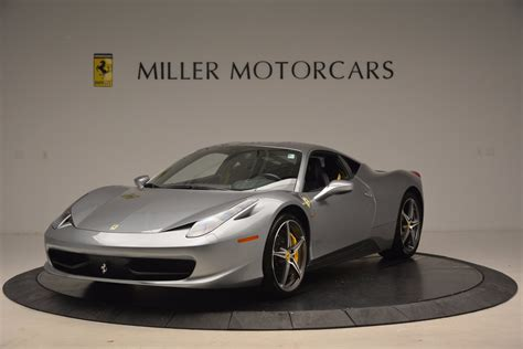 458 Italia 2014 Price by 2014 458 Italia Stock 4422a For Sale Near