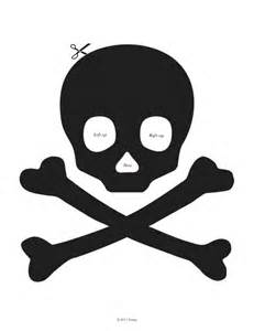 Skull Pumpkin Carving Templates Free by 7 Best Images Of Pirate Pumpkin Stencil Printable