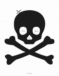 7 Best Images of Pirate Pumpkin Stencil Printable ...