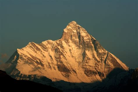 Nanda Devi The Second Highest Mountain In India