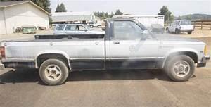 1988 Dodge Dakota 81499 Miles  V6  3 9 Liter For Sale