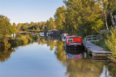 Houseboat Scotland by Canal Narrow Boats Barges Boathouses Visitscotland
