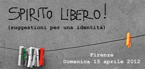 Lettere Al Direttore Di Libero by Spirito Libero 2 Lucia Toscani Chiediamo Una Politica