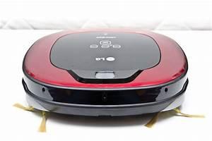 Lg Staubsauger Roboter : review lg hom bot der g nstige staubsauger roboter im ~ A.2002-acura-tl-radio.info Haus und Dekorationen