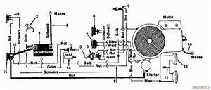 Novotrac Rasentraktoren Novo Super 110 Sl 135