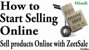 How to start selling online | Sell products online with ...