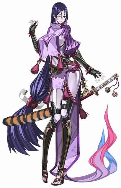 Fate Raikou Berserker Grand Order Typemoon Raiko