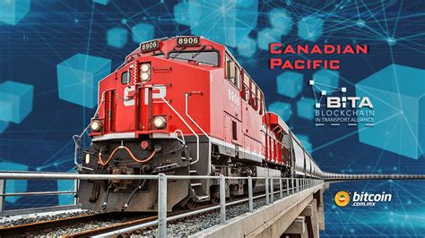 We speak for an industry that aims to touch the daily lives of canadians in every corner of the country — by providing jobs, career opportunities, and by. Primer Trimestre de la alianza blockchain Canadian Pacific-BiTA