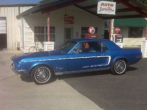 1968 Ford Mustang     Sprint Package