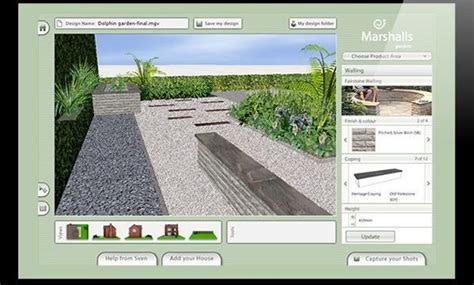 Garten Selber Gestalten Programm by 17 Free Landscape Design Software To Design Your Garden