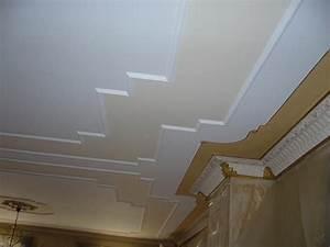 Corniche Plafond Platre : autres travaux de moulures ~ Edinachiropracticcenter.com Idées de Décoration