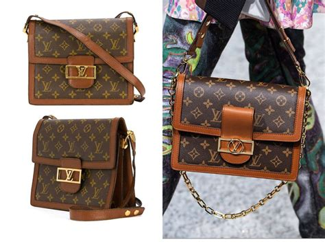 louis vuitton dauphine bag reference guide spotted fashion