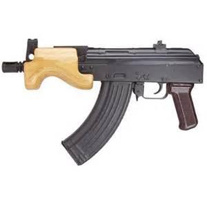 Century AK-47 Draco Pistol