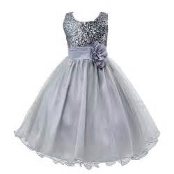 toddler dresses for weddings new fashion sequin flower dress birthday wedding princess toddler baby clothes