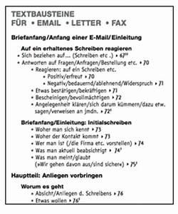 English email schreiben