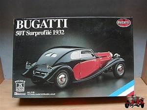 Pocher K86 BUGATTI 50T Surprofil Picture Box