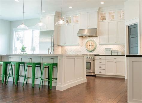 shaker style kitchen island interior design ideas kitchen white shaker 5170