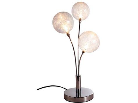 lampe  cm crystal coloris chrome vente de lampe