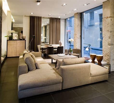 canapé arketipo claude cartier décoration mobilier contemporain lyon