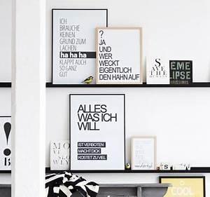Bilderrahmen Mit Sprüchen : poster und drucke mit spr chen words pinterest diy poster poster und drucke ~ Markanthonyermac.com Haus und Dekorationen