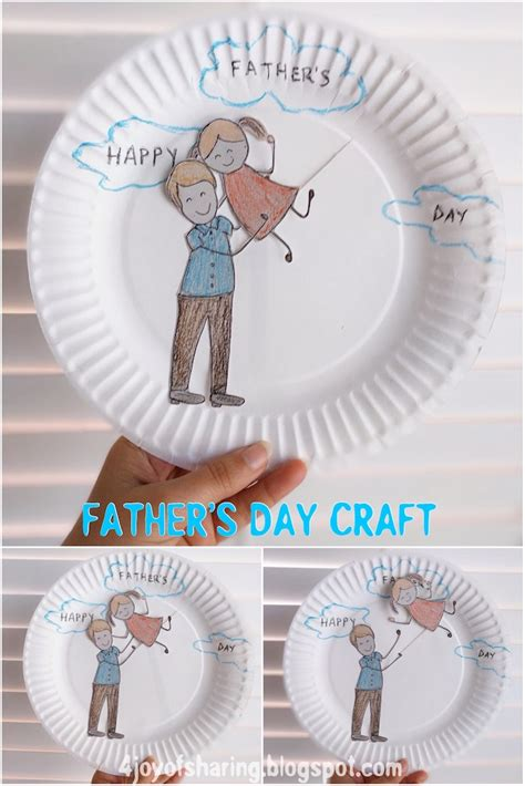 fathers day craft  joy  sharing