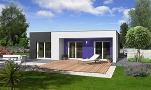 Bungalow Bauen Preise : flachdachbungalow fertighaus ~ Frokenaadalensverden.com Haus und Dekorationen
